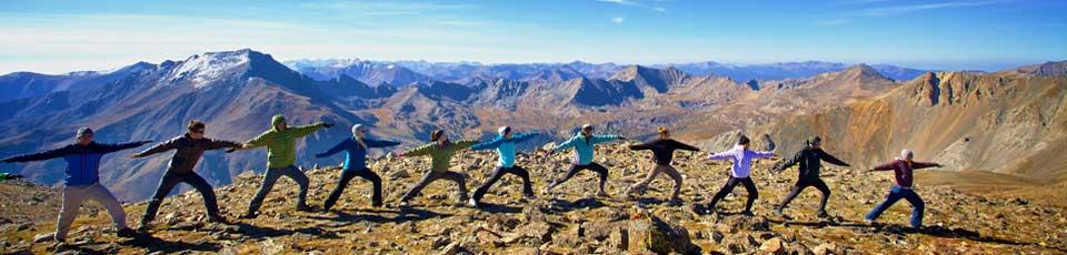 14er Yoga Gurus by Zach Dischner, on Flickr